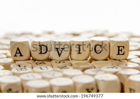 The Word - ADVICE