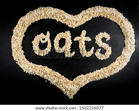the word oats made with oats #1502226077