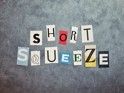 The Word Short squeeze Concept