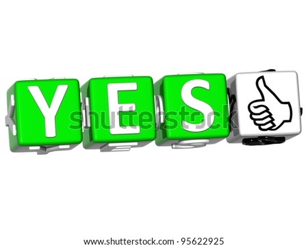 The word Yes in many different languages. Block text over white background.