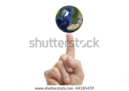 The world at your finger tip