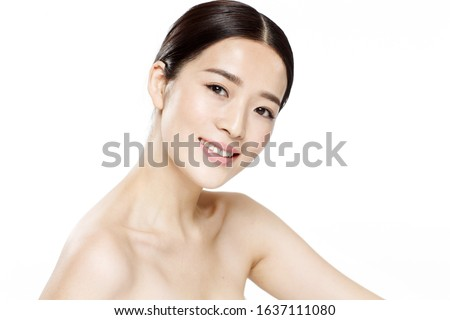 The young woman makeup portrait Сток-фото ©