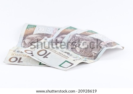 """The zloty literally meaning """"golden"""", is the currency of Poland"""
