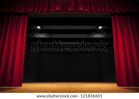 Theater stage 2