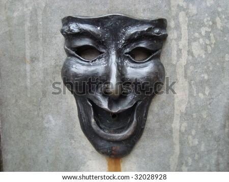 theatre mask clipart. stock photo : Theatre Theater