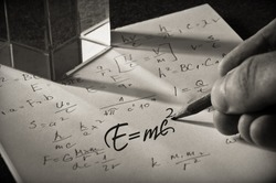 Theory of relativity by Albert Einsteins