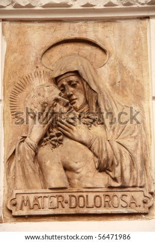 Theotokos is the Greek title of Mary, the mother of Jesus used especially in the Eastern Orthodox, Oriental Orthodox, and Eastern Catholic Churches. os.