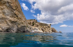 Therma beach in Kos island Greece