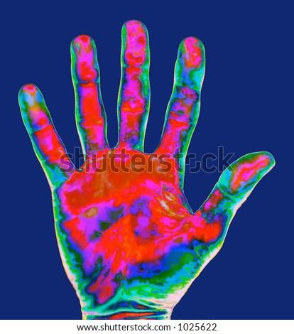 Thermal Imaging Hand