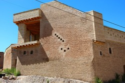 These pictures are from the citadel in Erbil. The citadel is around 3000-4000 years old