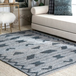 These rugs are best to be decorate Under sofas and tables.