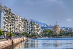 Thessaloniki city , Greece