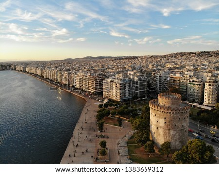 Thessaloniki is the second-largest city in Greece with over 1 million inhabitants in its metropolitan area, and the capital of Greek Macedonia #1383659312