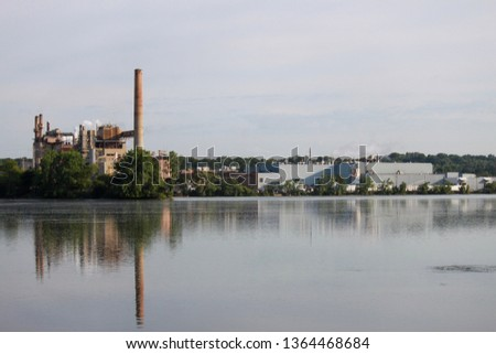 Thilmany Pulp and Paper Mill Kaukauna, WI