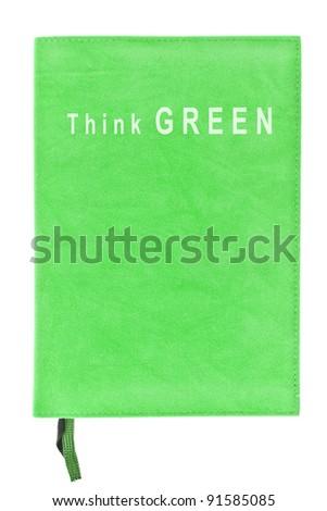 think green velvet book