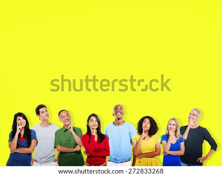 Thinking Ideas Innovation Thoughts People Concept - Shutterstock ID 272833268