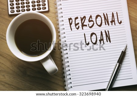 thinking on personal loan ...