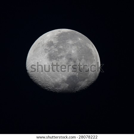 third quarter moon ,lunar calendar 20th