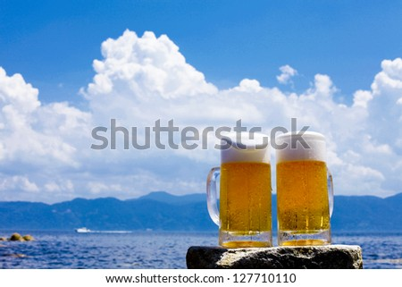 Thirsty?Beer