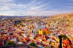 This colorful historical city in central Mexico is full of joy and heritage