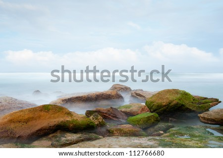 This image shows Bondi Beach in Sydney, Australia