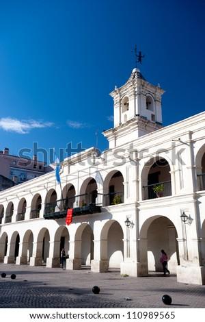 This image shows Salta, Argentina