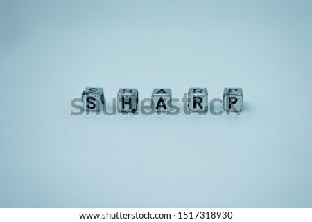 this is a English word. SILVER #1517318930