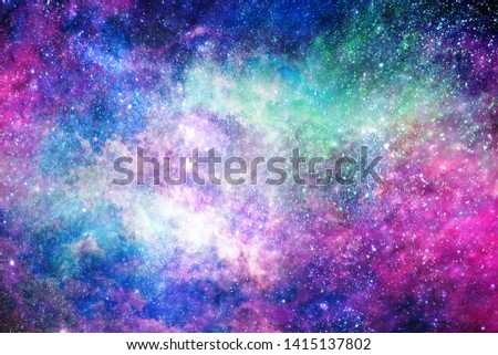 this is a original galaxy image