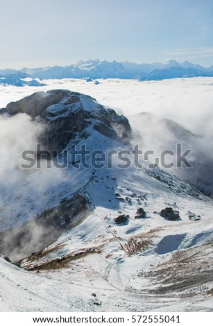 this is a photo of mountain in Switzerland