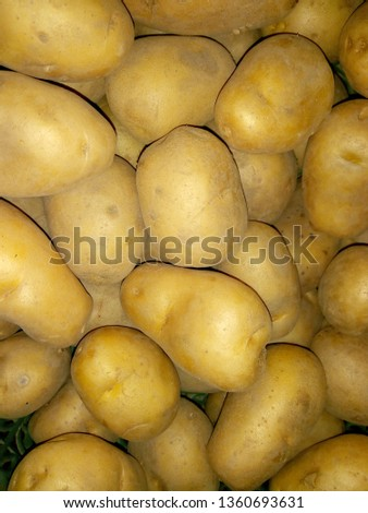 this is a potatoes picture