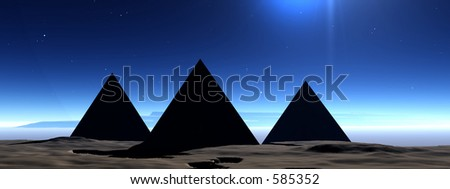 This is a pyramid landscape.