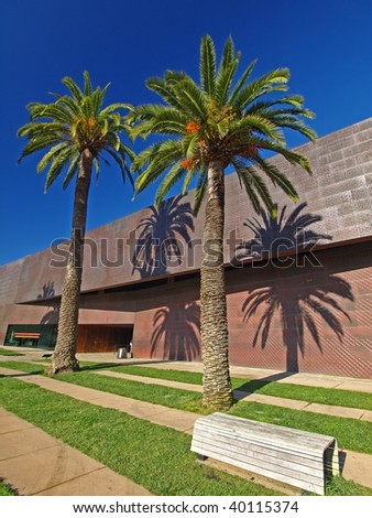 This is de Young Museum.