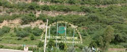 This is Entrance of Independent State of Azad Jammu and Kashmir from Pakistan, First city came from this side is Mirpur and Mirpur is also known as Mini England. Mangla DAM also here.