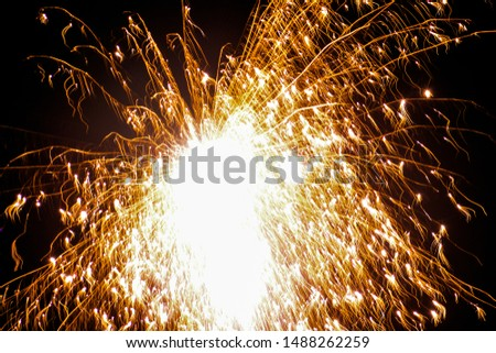This is nice Picture of Firecrackers when we celebrationg our festival #1488262259