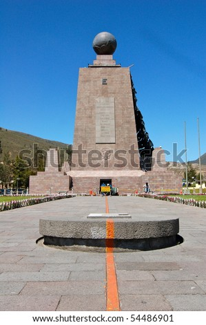 is the Mitad Del Mundo