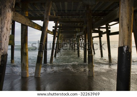 This is Under the Pier