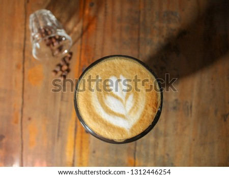 This is when art meet a coffee, wonderful #1312446254