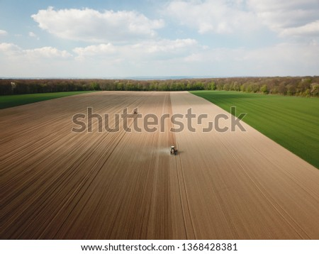 This picture was taken in a farm in France.