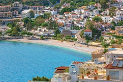 This quiet town offers, the opportunity to witness a truly very beautiful natural that has retained its historical buildings and old-world charm in Kalkan. Antalya- Turkey