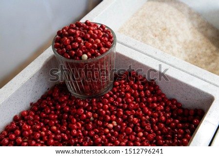 This seasoning is perfect for cereal dishes.  she has a spicy sweet and sour taste