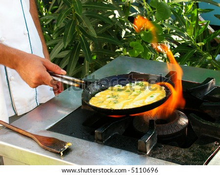 This way omelet  is prepaid in Turkey