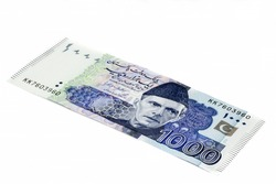 Thousand Rupee Pakistan Currency