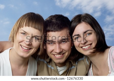 Three best friends