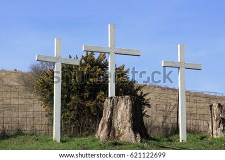 three Crosses #621122699