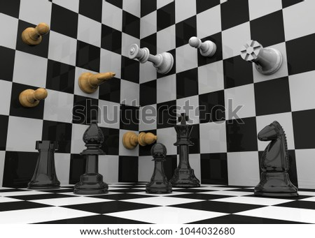 Three Dimensional Chess - 3D