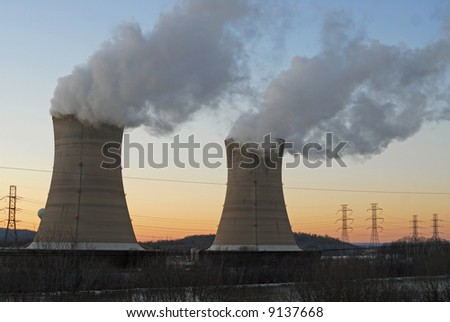 Three Mile Island Nuclear Generating Station, Pennsylvania