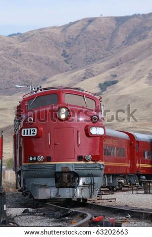 Thunder Mountain Train