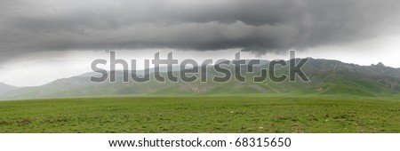 thunderstorm in greenland