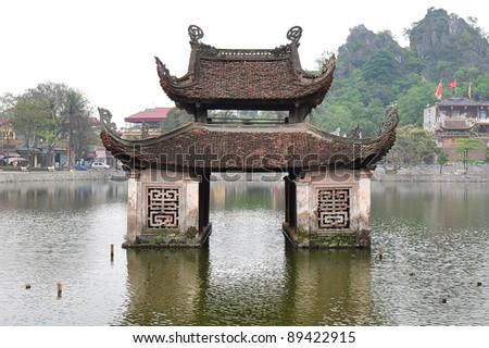 Thuy Dinh - Thay Pagoda, Hanoi
