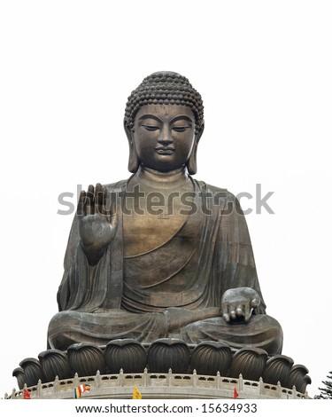 tian tan giant buddha hong kong china